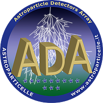 ADA educational cosmic rays array in Italy